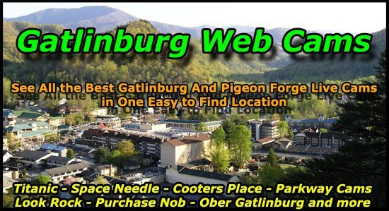 Gatlinburg Web Cams